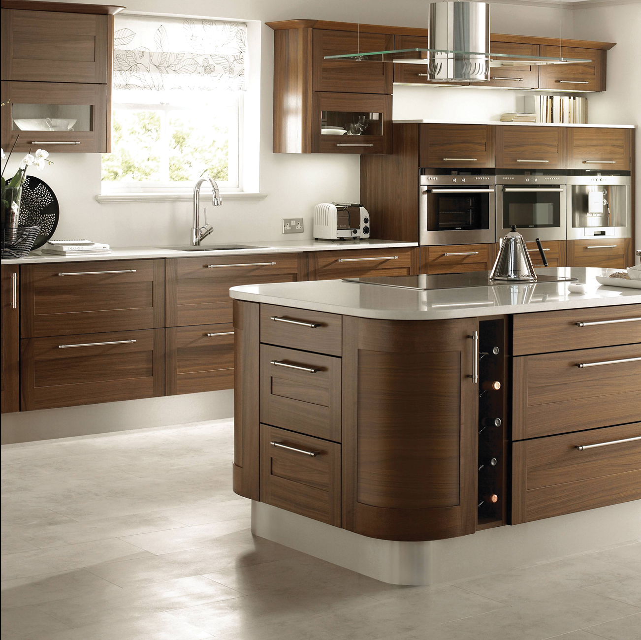 Domestic kitchens details kitchencare for Kitchen design pakistan